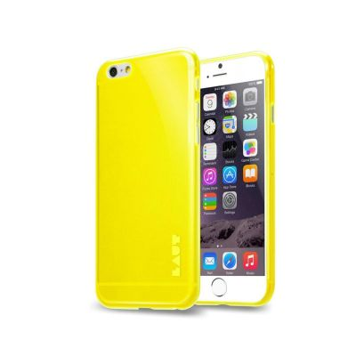 Laut LUME case for iPhone 6/6s - Yellow