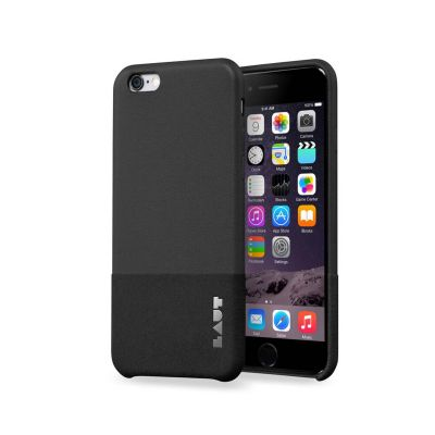 Laut UNIFORM case for iPhone 6/6s - Black
