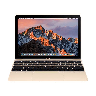 MacBook 12-inch 1.1GHz, 8GB, 256GB, Gold