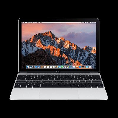 MacBook 12-inch 1.2GHz, 8GB, 512GB, Silver