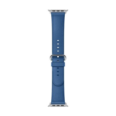 (EOL) Apple Watch 38mm Buckle: Classic - Sea Blue (curea)