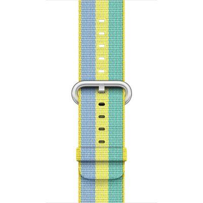 Apple Watch 38mm Woven Nylon Band - Pollen (curea)