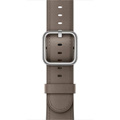 (EOL) Apple Watch 38mm Buckle: Classic - Taupe (curea)
