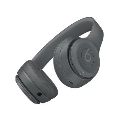 Beats Solo3 Wireless (Neighborhood Collection) - Asphalt Gray