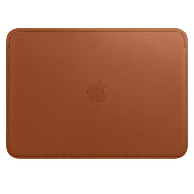 "Apple Leather Sleeve for 12"" MacBook - Saddle Brown"