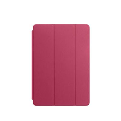 (EOL) Apple Leather Smart Cover for 10.5inch iPad Pro - Pink Fuchsia
