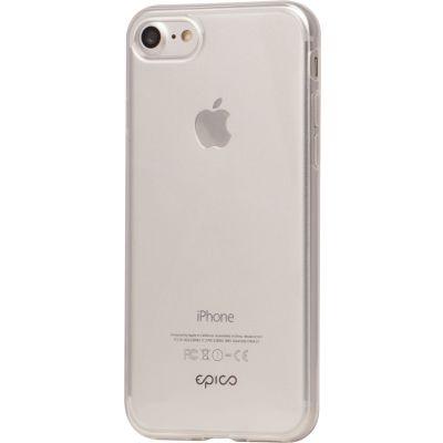 Husa TPU iPhone 7/8 Epico - Alb transparent