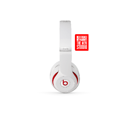(EOL) Beats Studio2 - White