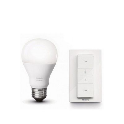 Philips Hue White Ambiance E27 bulb with DIM switch