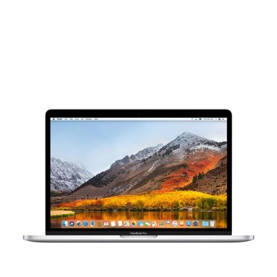 (EOL) MacBook Pro 13inch | Touch Bar and Touch ID | 3.1GHz Processor | 512GB Storage - Silver