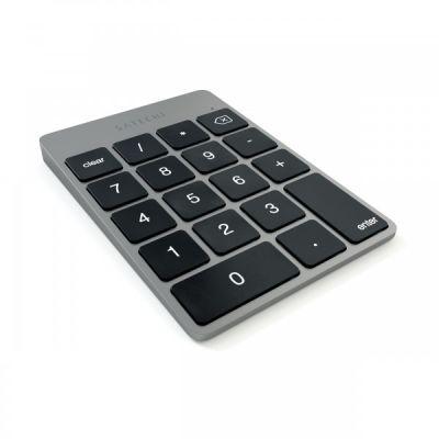 Satechi Aluminium Slim Bluetooth Keypad (Space Gray)