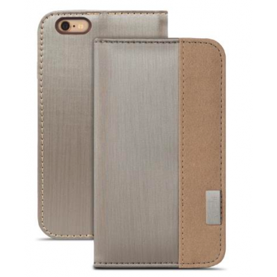 Moshi Overture for iPhone 6/6s - Brushed Titanium