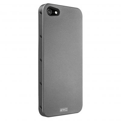 Artwizz SeeJacket Alu for iPhone 5/5s/SE - Titan