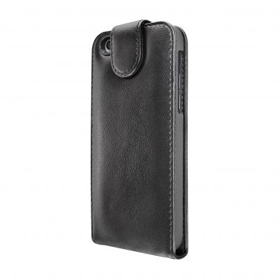 (EOL) Artwizz SeeJacket Leather FLIP for iPhone 6 Plus/6s Plus - Black