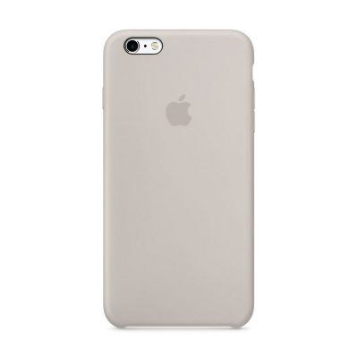 (EOL) Apple Silicon Case for iPhone 6 Plus/6s Plus - Stone