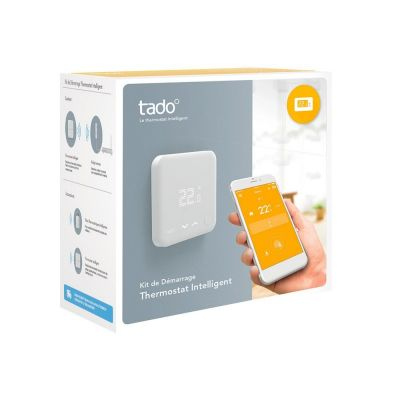 Tado Smart Radiator Thermostat Horizontal
