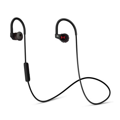 JBL Under Armour Sport (with heart rate monitor) - Black/Red