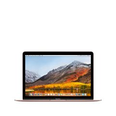 MacBook 12inch | 1.2GHz Processor | 256GB Storage - Rose Gold