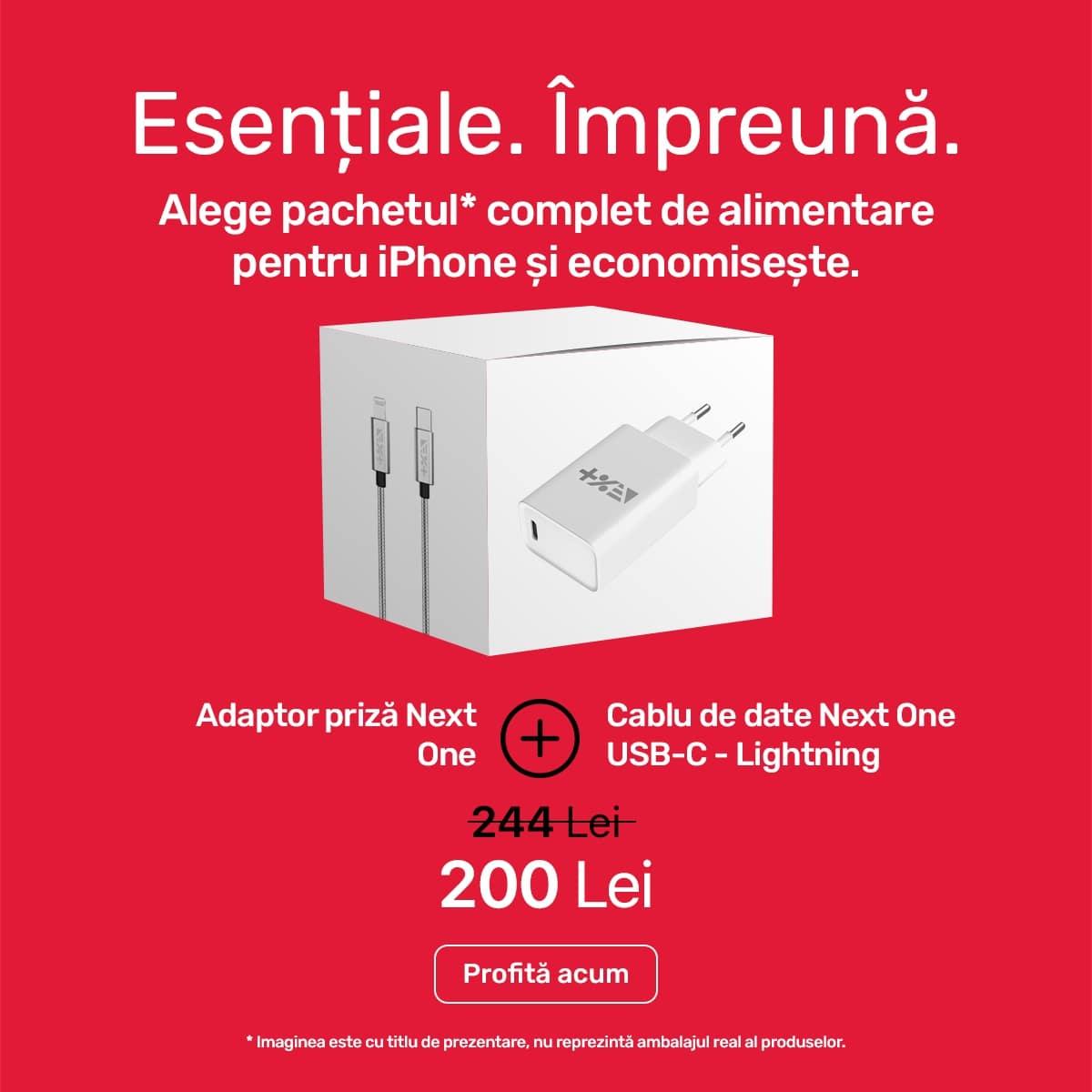 Adaptor + Cablu