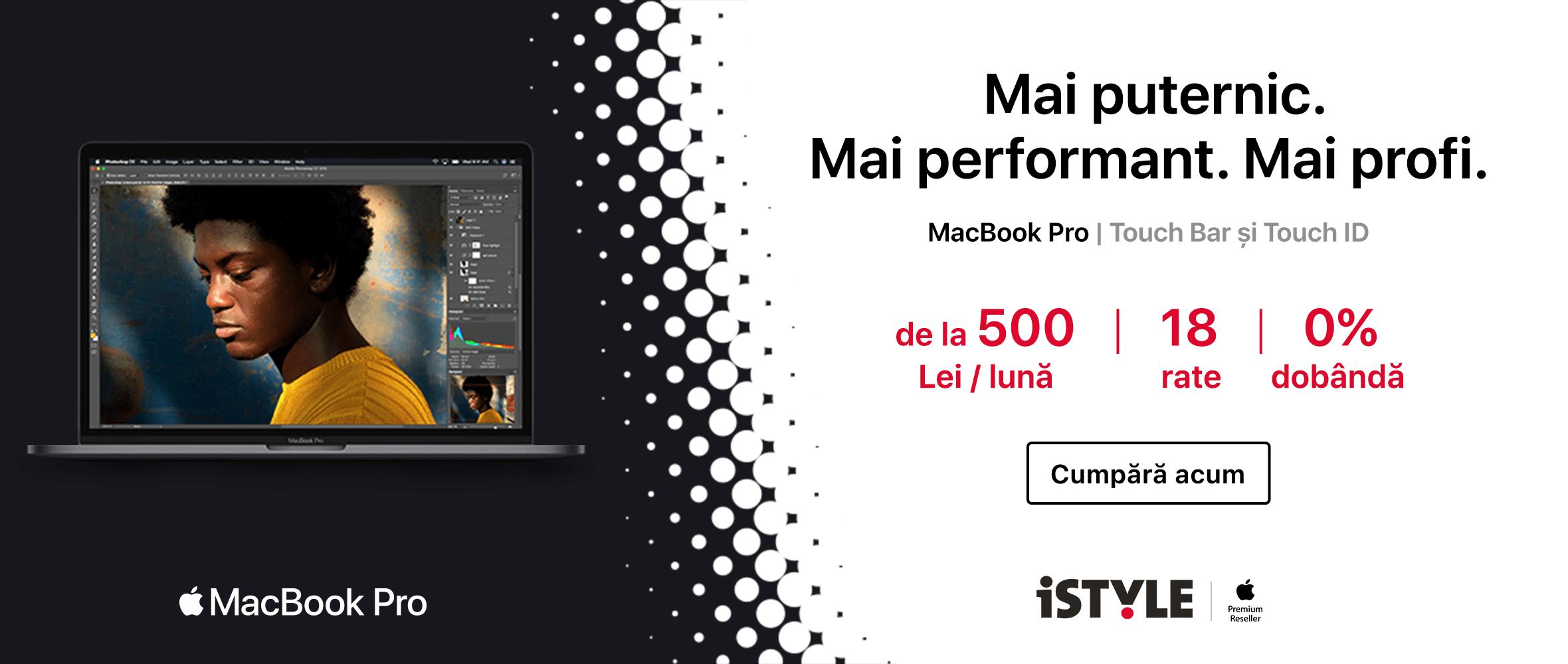 Macbook PRO TB 2018