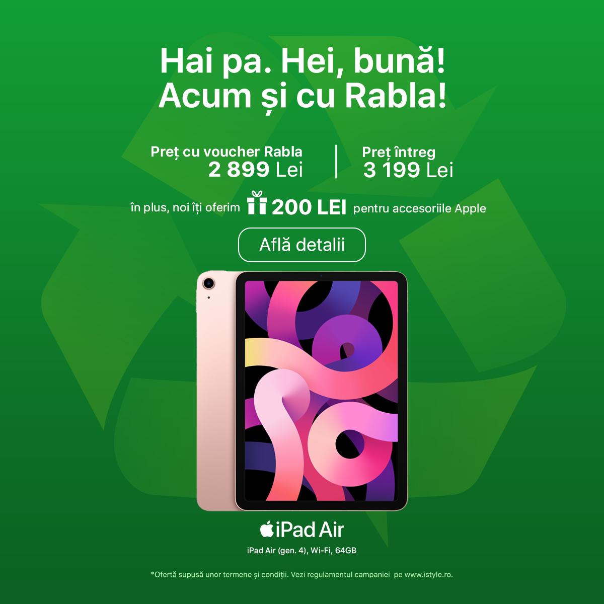 Rabla - iPad