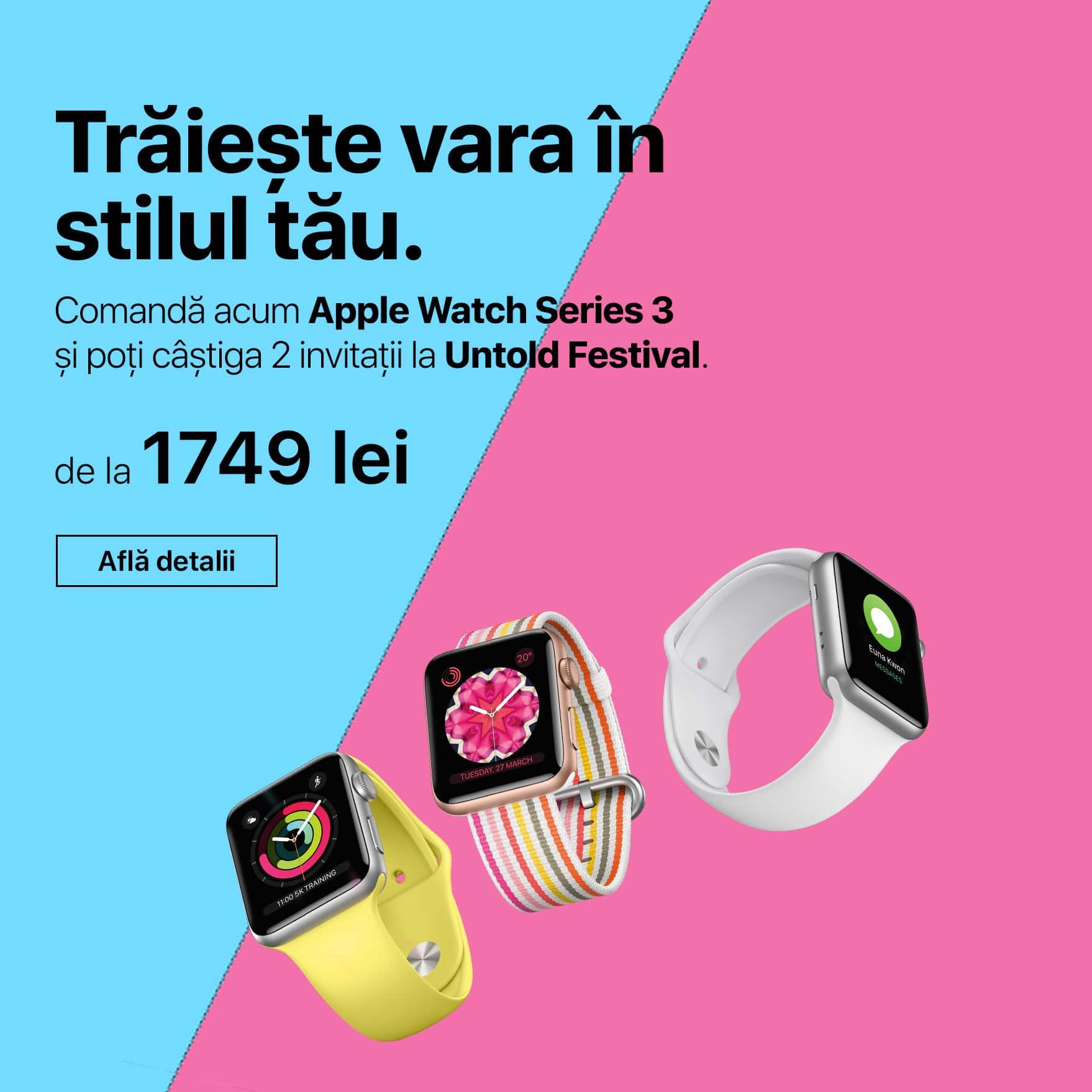 Apple Watch Festival