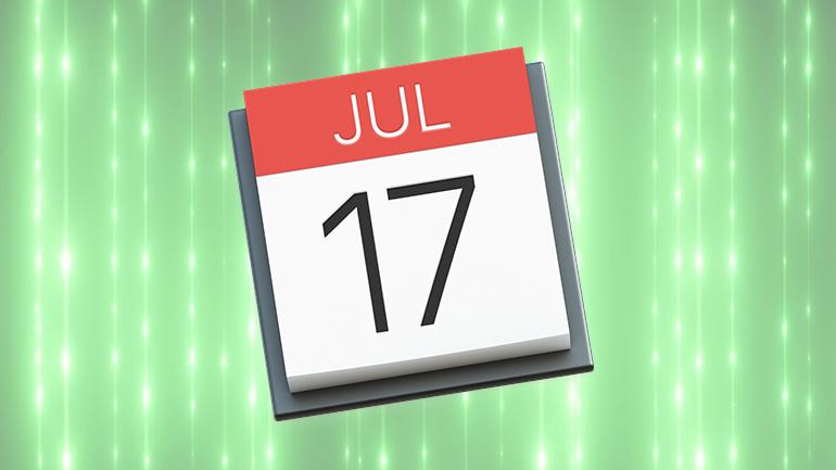iconița calendar