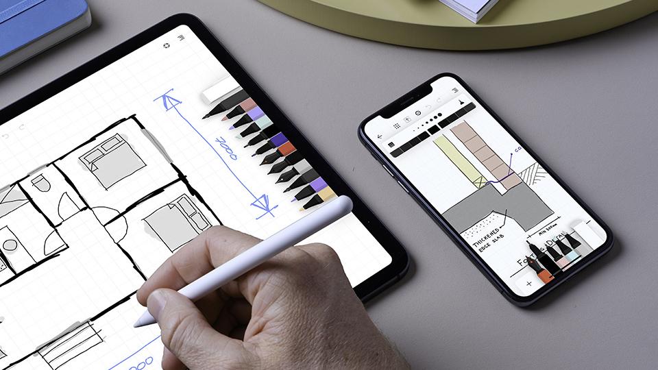 Cine nu cunoaște Moleskine? Legendarul brand de carnete a intrat în lumea digitală deja cu ceva timp în urmă, dar, în luna martie, și-a lansat propria aplicație de scketchbook și este atât de bună încât a câștigat premiul Apple Design.