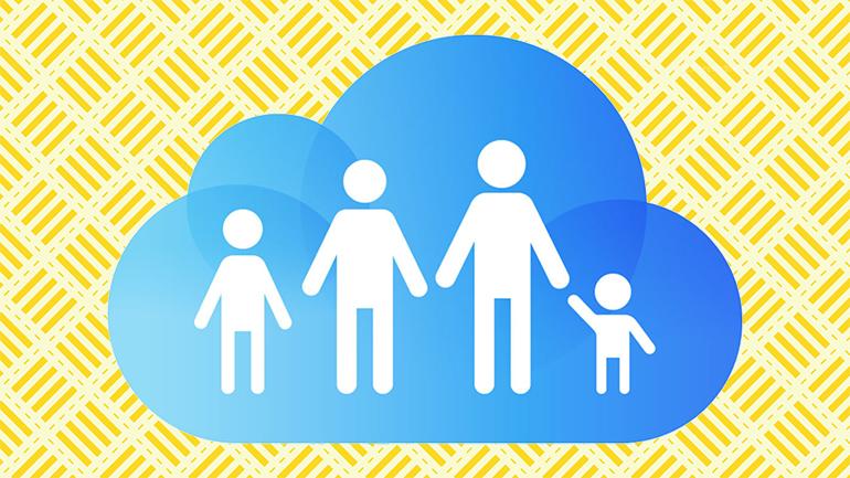 iconița Family Sharing
