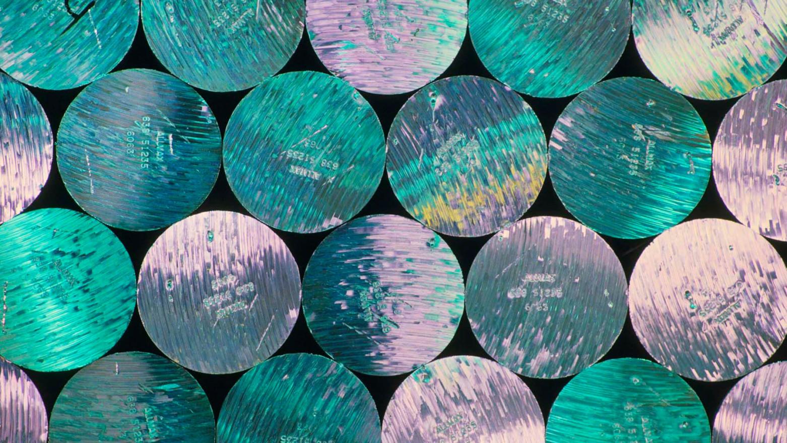 mozaic din cercuri