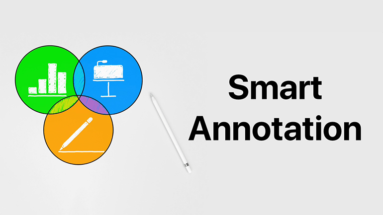 pictograme smart annotation