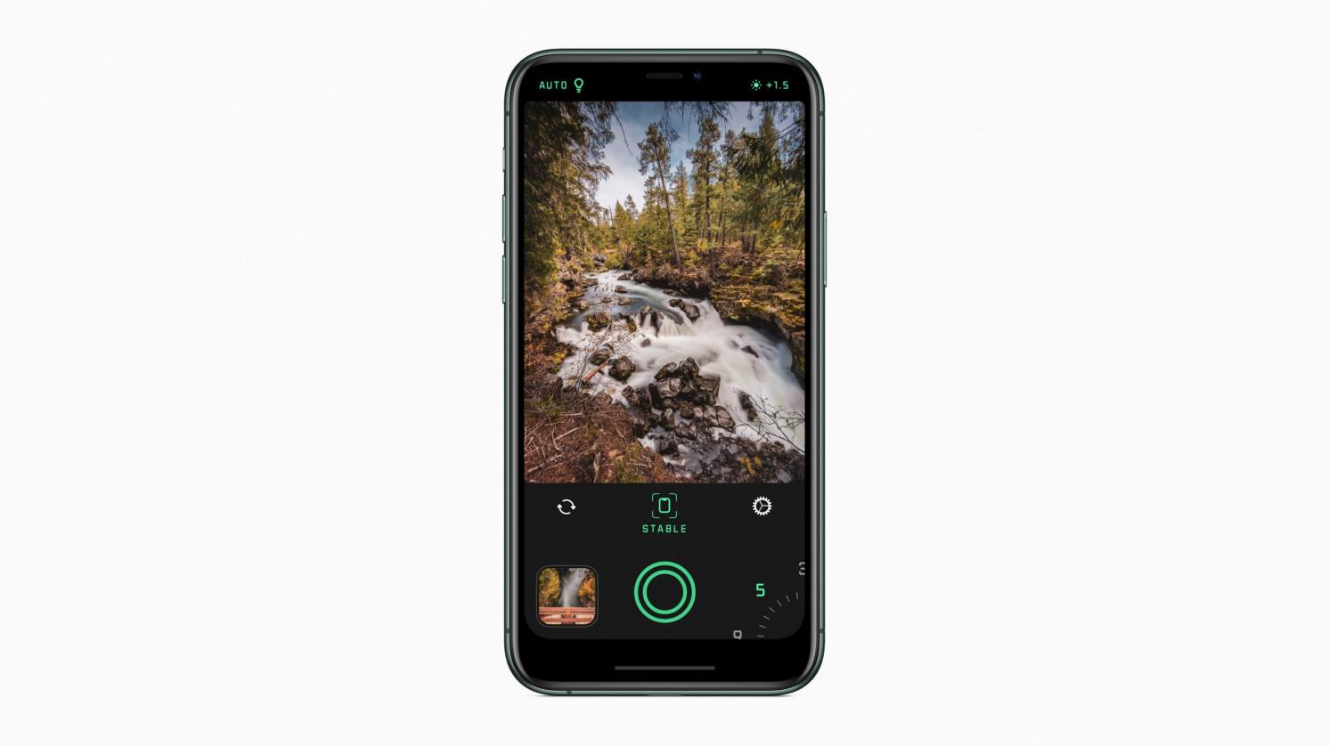 aplicatie pe iphone