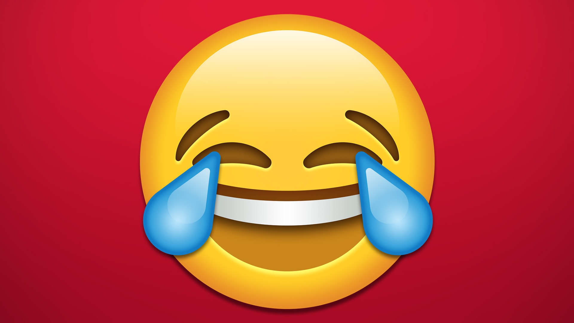 emoji care rade cu lacrimi