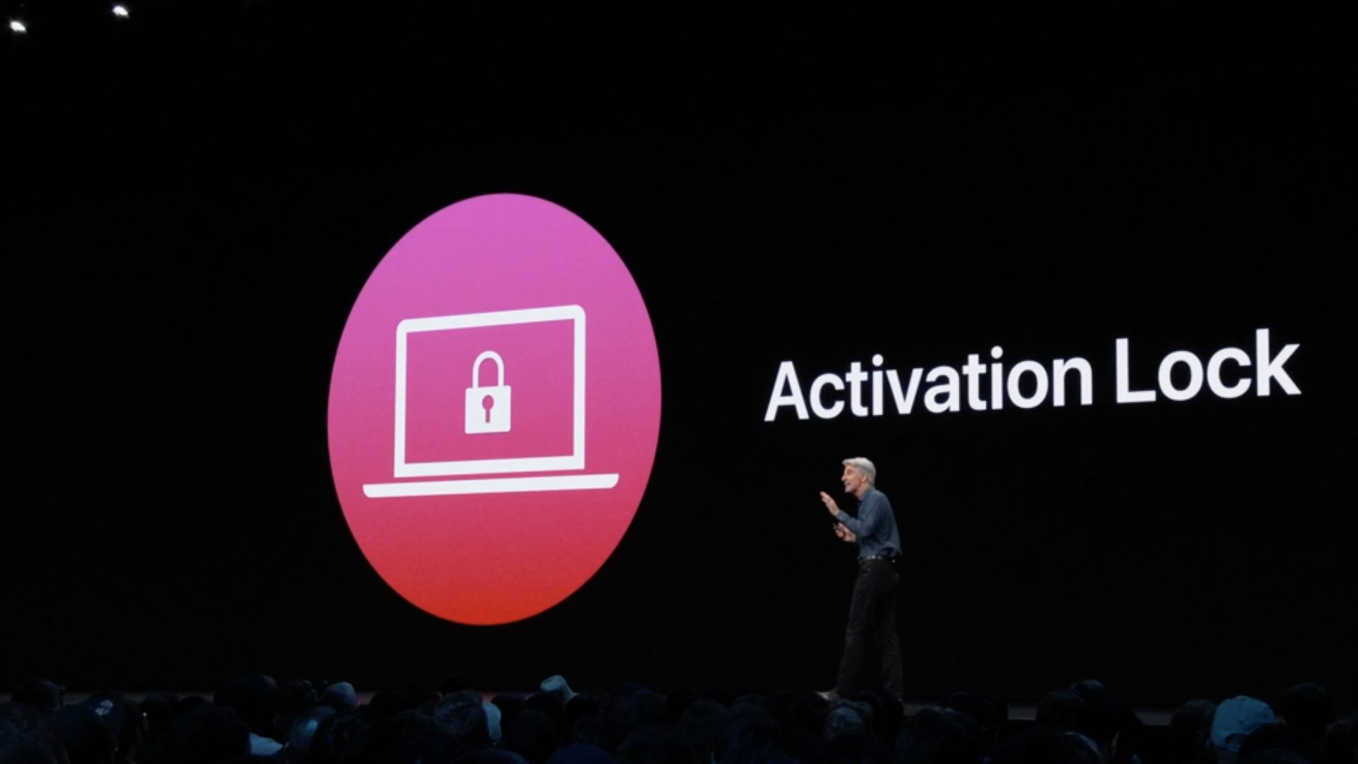 prezentare activation lock