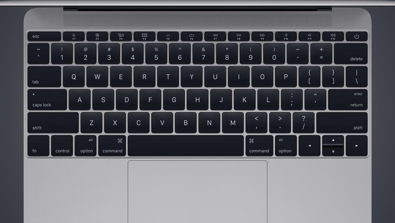 tastatura mac