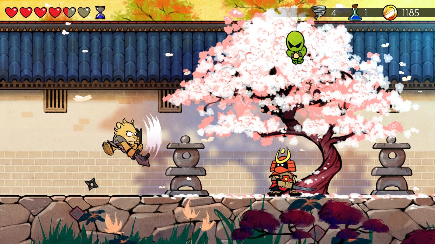 imagine din jocul wonder boy