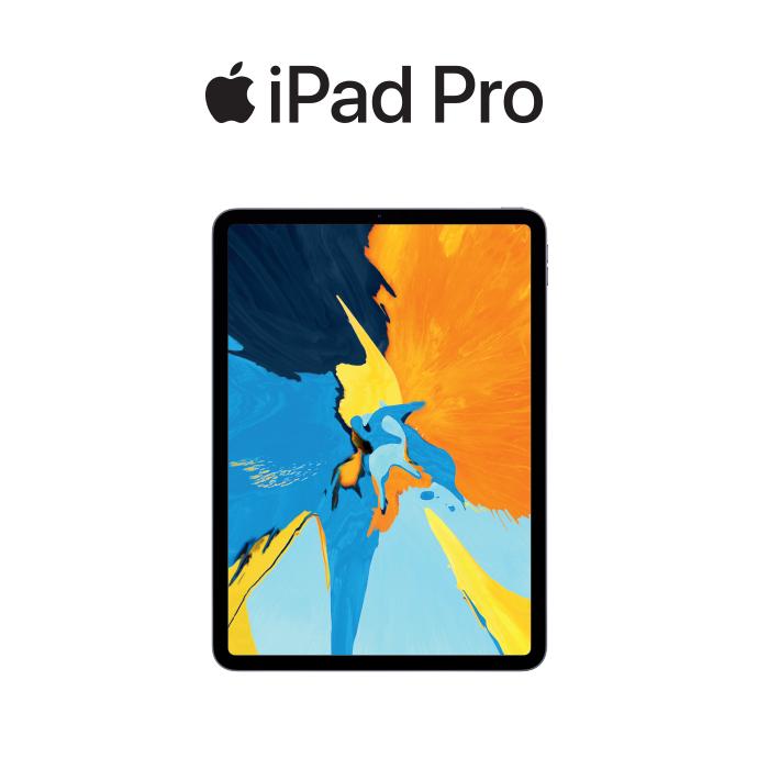 iiPad Pro 2018